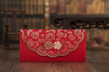 10pcs of red packets/pockets, money envelopes, ME5222, Chinese New Year, wedding