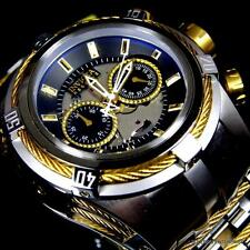 Invicta Reserve Bolt Zeus Dubois Depraz Automatic Chronograph Swiss Watch New