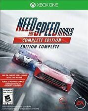 Need for Speed: Rivals Complete Edition (Xbox One, 2014) INCLUDES INSERTS