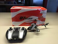 UJ Series 4 Channel Mini Remote Control Helicopter Toy W/Box Gyroscopes System