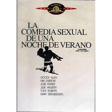 La comedia sexual de una noche de verano (Woody Allen DVD Nuevo)