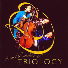 Triology - Around The World With Triology    *** BRAND NEW CD ***