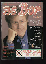 RED RONNIE'S BE BOP A LULA 52/1992 RED RONNIE GINO PAOLI ANCELOTTI IVAN CAPELLI