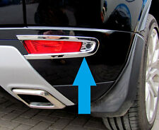 Range Rover Evoque (Dynamic) - Chrome Rear Bumper Fog Light Cover/Surround