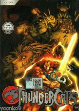 DVD Anime ThunderCats Complete Season 1 & 2 English Version Region 0 Box Set