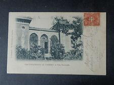 CARTOLINA MILANO SAN COLOMBANO AL LAMBRO VIAGGIATA DEL 1901 SUBALPINA AAA