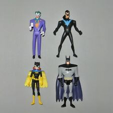 DC Universe JUSTICE LEAGUE UNLIMITED Batman Batgirl TheJoker NIGHTWING