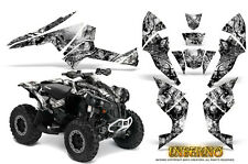 Can-Am Renegade Graphics Kit by CreatorX Decals Stickers INFERNO WB