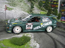 QSP Escort Cosworth RS WRC 2000 1:18 #20 Vossen / Findhammer Belgium Ypres Rally