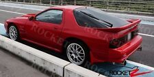 86-91 Mazda RX7 FC Amemiya RE Style Rear Trunk Spoiler Wing USA CANADA