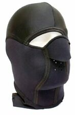 FULL Face Ninja Mask Fancy Dress,Halloween Mask Neoprene with Nose Guard