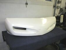 1991 1992 Firebird Trans Am Formula FRONT BUMPER Ground Effect Style White TPI