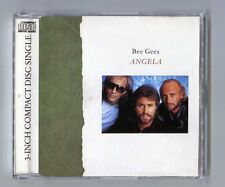 Bee Gees - 3 INCH cd single ANGELA © 1988 # 920 879-2 YOU WIN AGAIN extended mix