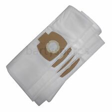 4 x Cloth Filter Bags & Filter for NILFISK ALTO AERO Vacuum Cleaner Hoover