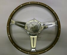 Dax Ac Cobra Motolita Woodrim Steering Wheel