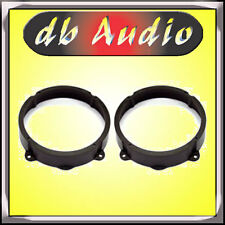 SU/187 Supporti per Alfa Romeo GT Black Line  Q2 Montaggio Altoparlante 165mm