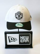 New Era 9FORTY Limited Edition Manchester United Logo Strapback Hat Baseball Cap