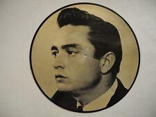 JOHNNY CASH Get Rhythm PICTURE DISC LP 1984