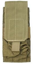 Eagle Allied Industries MLCS Khaki MJK Double M4 Mag Pouch SFLCS DGLCS SF LBT