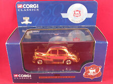 Corgi - Morris Minor - Gold Plated 50 Years Limited Edition - New & Boxed  02002