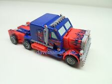 Transformers Movie 2007 Hasbro Bakery Cake Topper OPTIMUS PRIME Action Figure