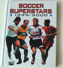 premier league 1999 - 2000 football book soccer superstars players parragon