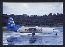 C1990's View of a TABA Airlines Fairchild FH-227B Aircraft.
