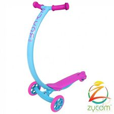 Zycom C100 Cruz Kids Mini Scooter - Blue / Pink