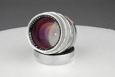 Leica 50mm f/1.4 Summilux Lens with Original XOOIM Hood Fresh Proffessional CLA