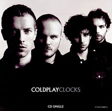 CLOCKS / YELLOW BY COLDPLAY CD Single *NEW* AUS EXPRESS