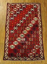 Original südpersischer Gashghai Gabbeh, Nomaden Hochflor Teppich 170 x 102 cm
