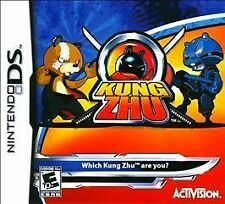 Kung Zhu GAME Nintendo DS DSI XL LITE 3 3DS 2 2DS