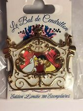 Cinderella's Ball Event Carriage Disney Pin Disneyland Paris DLP LE Cinderella