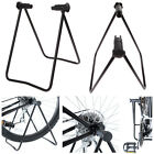 Bike Cycling Folding Wheel Hub Stand Kickstand Repair Parking Holder Stands Rack