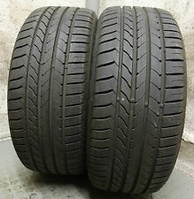 2 x GOODYEAR 225/45 R18 91Y 8,2 mm EFFICIENT GRIP RUNFLAT Sommerreifen DOT0415