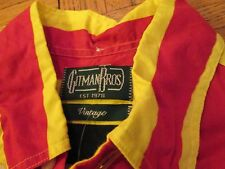Gitman Bros. Vintage shirt, made in USA, new without tags