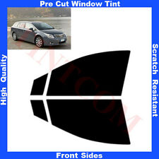 Pre Cut Window Tint Toyota Avensis 5Doors Estate 2009-2012 Front Sides Any Shade