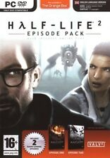 HALF LIFE 2 EPISODE PACK W/BONUS DEATHMATCH for PC SEALED NEW