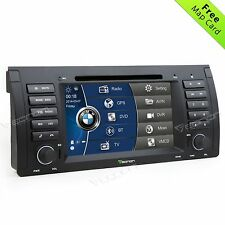 "Eonon 7"" HD BMW X5 E53 Car Radio DVD Navigation GPS Bluetooth SD MP3 B+US/CA Map"