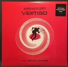 Hitchcock's Vertigo - Bernard Herrmann Film Score NEW SEALED LP 180g John Barry