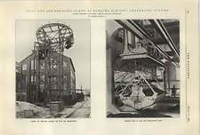 1922 Coal And Ash Handling Plant At Bargoed Electric Generating Station