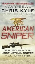 American Sniper by Chris Kyle and Scott McEwen (2013, Hardcover)