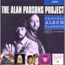 THE ALAN PARSONS PROJECT - ORIGINAL ALBUM CLASSICS 5 CD INTERNATIONAL POP NEU