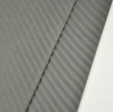 100mmX250mmX2mm 100% Carbon Fiber plate panel sheet Matte Surface 2mm Thick
