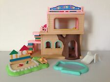 Sylvanian Families Primrose Nursery with Sand Pit and Pool With Some Accessories