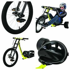 Razor DXT Drift Trike High Quality BMX Style 3-Wheel Tricycle
