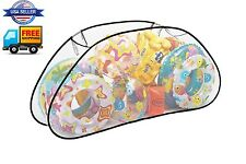 "Intex Foldable Mesh Storage POOL & BEACH CADDY Toys Accessories 59"" x 28"" x 13"""