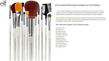 e.l.f. Cosmetics ELF Essential Professional Complete Set of 12 Brushes NEW