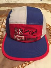 Sun Cycle Limited Polo Homage 5 Panel Team 88 Hat