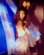 ROBIN GIVENS SEXY THE PENTHOUSE RARE ORIGINAL 1989 ABC TV PHOTO TRANSPARENCY